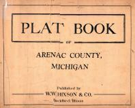 Title Page, Arenac County 192x